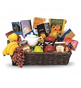 Food & Fruit Baskets: Grandest Gourmet Fruit Basket