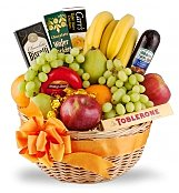 Fruit Gift Baskets: Elite Gourmet Fruit Basket