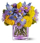 Flower Bouquets: Spring Sunlight Bouquet