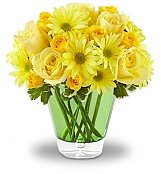 Flower Bouquets: Sunburst Bouquet