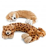 Spa Gift Baskets: Aromatherapy Neck Wrap Animal Pillow