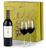 Wine Gifts: Artisan Gift Set with Ravenscroft Wine Glasses