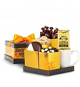 Coffee & Tea Gift Baskets: The Original Coffee Block