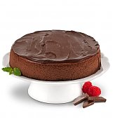 Cakes and Desserts: Chocolate Truffle Cheesecake