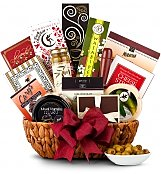 Gourmet Gift Baskets: First-Class Favorites