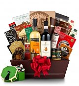 Wine Baskets: Bella Italiana Wine Basket