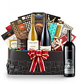 Luxury Wine Baskets:  Silver Oak Napa Valley Cabernet Sauvignon 2008- The Paramount Luxury Wine Basket