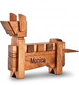 Personalized Keepsake Gifts: Man's Best Friend Puzzle