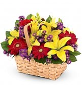 Flower Bouquets: Meadowlark