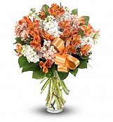 Flower Bouquets: Twilight Embers