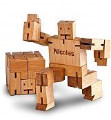 Personalized Keepsake Gifts: Cubebot