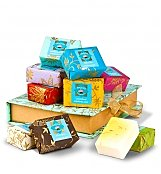 Spa Gift Baskets: Anjolie Aromatherapy Spa Soaps