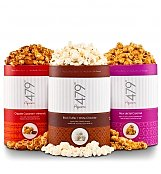 Cakes and Desserts: The Paramount of Popcorn