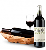 Wine Totes & Carriers: Root Presentation Bowl with Ridge Monte Bello