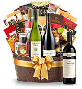Premium Wine Baskets: The Hamptons - Beringer Private Reserve Cabernet Sauvignon 2009