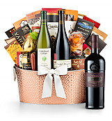 Premium Wine Baskets: Joseph Phelps Napa Valley Insignia Red 2012 - The Hamptons Luxury Wine Basket