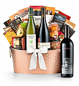 Premium Wine Baskets: Silver Oak Napa Valley Cabernet Sauvignon 2011 - The Hamptons Luxury Wine Basket