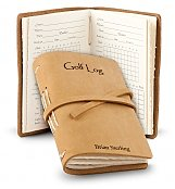 Personalized Keepsake Gifts: Leather Bound Golf Log