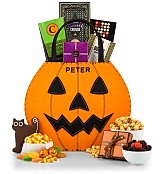 Specialty Gifts: Personalized Halloween Treat Tote