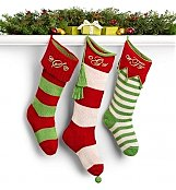 Personalized Keepsake Gifts: Monogrammed Holiday Stocking