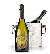 Wine Accessories & Decanters: Dom Perignon 2005 with Luxury Wine Chiller