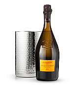 Wine Totes & Carriers: Double Walled Wine Chiller with Veuve Clicquot La Grande Dame Champagne 2004