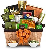 Gourmet Gift Baskets: In Sympathy Gift Basket