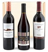 Wine Gift Crates: West Coast Selection