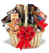 Wine & Gourmet: Basket of Comfort