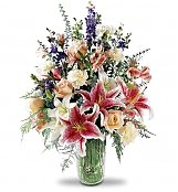 Flower Bouquets: The Professionals Bouquet