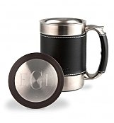 Personalized Keepsake Gifts: Part of the Team Monogrammed Mug