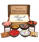 Chocolate & Sweet Baskets: Macadams' Thank You Collection