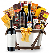 Premium Wine Baskets: Merryvale Profile 2010 - Martha's Vineyard Luxury Wine Basket
