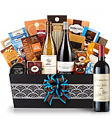 Premium Wine Baskets: Dominus Estate Wine Basket - Cape Cod