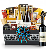 Premium Wine Baskets: Quintessa Meritage Red 2009 Wine Basket - Cape Cod