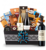 Premium Wine Baskets: Groth Reserve Cabernet Sauvignon 2009 Wine Basket- Cape Cod