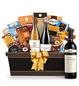Premium Wine Baskets: Beringer Private Reserve Cabernet Sauvignon 2010-Cape Cod Luxury Wine Basket