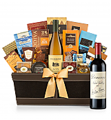 Premium Wine Baskets: Dominus Estate 2011 - Cape Cod Luxury Wine Basket