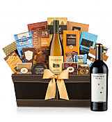 Premium Wine Baskets: Hundred Acre Few And Far Between Cabernet Sauvignon 2012 - Cape Cod Luxury Wine Basket