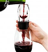 Personalized Keepsake Gifts: Vinturi Wine Aerator with Optional Monogram Engraving