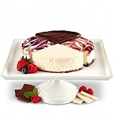 Cakes and Desserts: Sampler Cheesecake