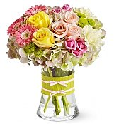 Flower Bouquets: Springtime Selection