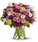 Flower Bouquets: Spring Celebration Bouquet