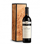 Wine Gift Boxes: Beringer Private Reserve Cabernet Sauvignon 2010 in Handcrafted Burlwood Box