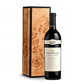 Wine Gift Boxes: Beringer Private Reserve Cabernet Sauvignon 2012 in Handcrafted Burlwood Box