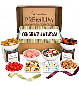 Chocolate & Sweet Baskets: Macadams' Congratulations Collection