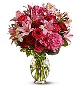 Flower Bouquets: Kisses & Wishes Bouquet