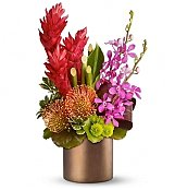 Tropical Flowers: Paradise Island Bouquet