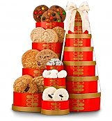 Cookie Gift Baskets: Birthday Celebration Cookie Tower