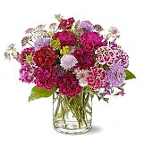 Flower Bouquets: Plum Perfect Bouquet